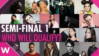 Download Eurovision 2018: Semi-Final 1 Qualifiers? (PREDICTION) Video