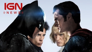 Download Razzies: Batman V Superman, Zoolander 2 Lead Nominations as 2016's Worst Movies - IGN News Video