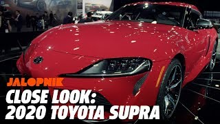Download Up Close and Hands on With the 2020 Toyota Supra | Jalopnik Video