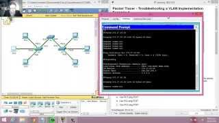 Download 3.2.4.7 Packet Tracer - Troubleshooting a VLAN Implementation - Scenario 1 Video