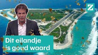 Download Dit eilandje is van onschatbare waarde voor Japan • Z zoekt uit Video