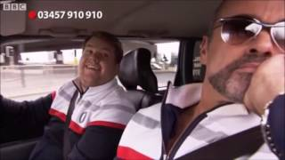 Download George Michael in James Corden's first Carpool Karaoke for Comic Relief Video