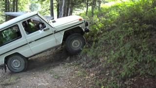 Download Mercedes 250 GD offroad Kozuf Macedonia Video