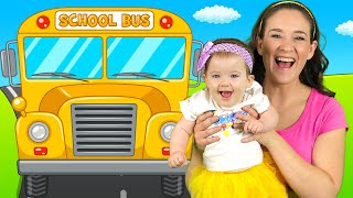 Download Wheels on the Bus - Nursery Rhymes and Kids Songs Video