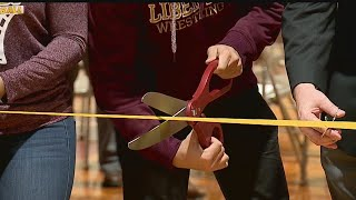 Download Liberty Local Schools opens new youth recreation center Video