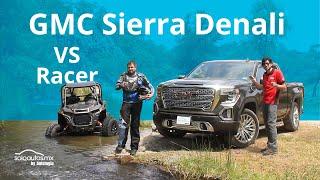 Download GMC Sierra Denali 2019 - RetoSierra Polaris RZR 4 Turbo Video