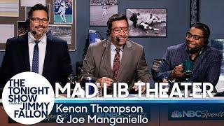 Download Mad Lib Theater withKenan Thompson andJoe Manganiello Video