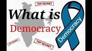 Download ✔What is democracy explain in hindi.[ Best vedio on democracy ] Video