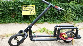 Download How To Make a Drill Powered Electric Bike - Simple and Cheap Video