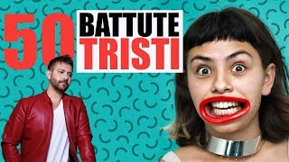 Download 50 BATTUTE TRISTI | ROBE DA MATTER Video