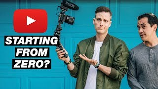 Download How to Start and Grow Your YouTube Channel from Zero — 7 Tips Video