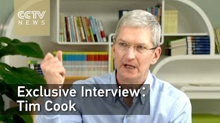 Download Exclusive interview with Apple CEO Tim Cook Video