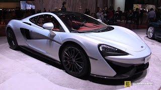 Download 2017 McLaren 570GT White - Exterior and Interior Walkaround - Debut at 2016 Geneva Motor Show Video