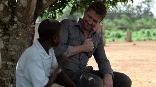 Download CNN Heroes: Gerard Butler in Liberia Video