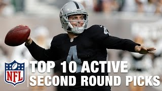 Download Top 10 Second Round Draft Picks From the Past 5 Years | Gil Brandt | NFL Video