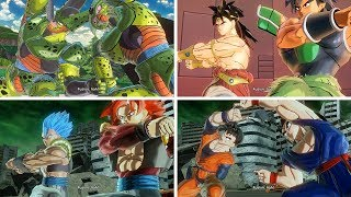 Download Unbelievable Same Character Fusions - Dragon Ball Xenoverse 2 Mods Video