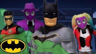 Download Museum Mischief | Batman Missions: Stop-Motion Adventures | DC Kids Video