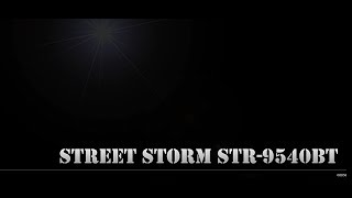Download Street Storm STR 9540BT vs Кордон М2 в спину Video