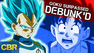 Download Will Vegeta Ever Surpass Goku - Dragon Ball Theory | You Got Debunk'd Episode 5 Video