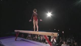 Download Shawn Johnson - Beam HQ (Tour of Gymnastics Superstars) Video