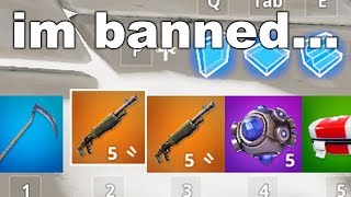 Download I found a DOUBLE PUMP glitch in Fortnite and got BANNED... Video