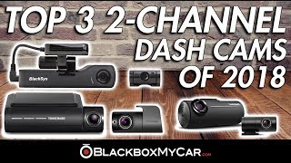 Download Top 3 2-Channel Dash Cams of 2018 - BlackboxMyCar Video