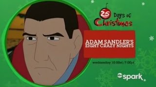Download abc Spark (2016) - Adam Sandler's Eight Crazy Nights Promo Video
