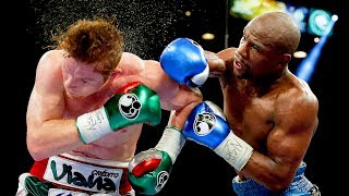Download Floyd Mayweather Jr. vs Canelo Alvarez - Highlights (Mayweather SCHOOLS Canelo) Video