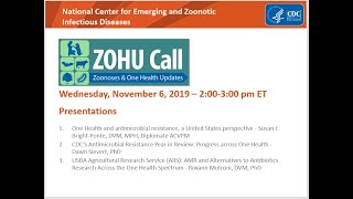 Download CDC ZOHU Call November 6, 2019 Video