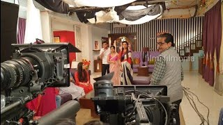 Download tv serial ki shooting kaise hoti hai | ″Ye hai mohabbatein″ Ke Set se Video