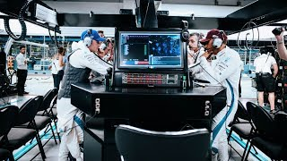 Download What Happens at the Engineering Station in an F1 Garage? Video