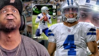 Download DAK DOMINATES FOR INJURED ROMO! Madden 17 Ultimate Team Gameplay Ep. 4 Video