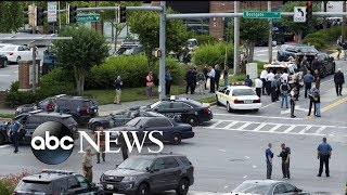 Download 5 killed, several injured in Maryland newsroom shooting: Police Video