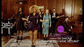 Download I Knew You Were Trouble - Taylor Swift (Motown Style Cover) ft. Tia Simone Video