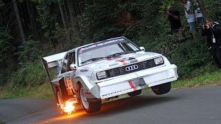 Download Eifel Rallye Festival (Rare Rally Cars   Pure Sound) HD Video