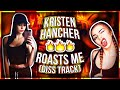 Download Kristen Hancher and her BOYFRIEND ROAST ME AGAIN (DISS TRACK???) Video