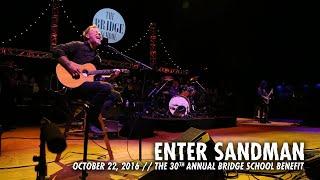 Download Metallica: Enter Sandman (MetOnTour - Bridge School Benefit - 2016) Video