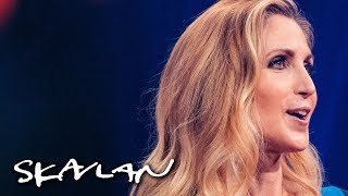 Download – Feminists are angry man-hating lesbians | Ann Coulter interview | SVT/TV 2/Skavlan Video