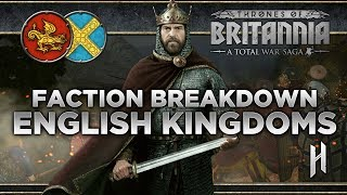 Download The English Kingdoms Faction Breakdown | Total War Saga: Thrones of Britannia Video