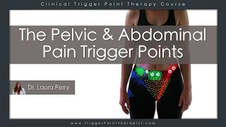 Download The Pelvic & Abdominal Pain Trigger Points Video