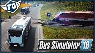 Download NOVÁ OBLAST - Bus Simulator 18 #3 Video