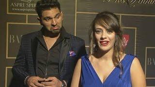 Download Hilarious! Yuvraj Singh and Hazel Keech Interview Video