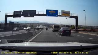 Download first time driving on the wrong side in spain Video
