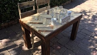 Download Pallet Wood Table Video
