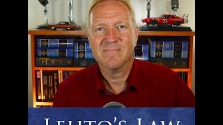 Download Six Things Attorneys Wish You Knew - Lehto's Law Ep. 33 Video