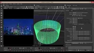 Download Basic Matte Painting and Compositing - Nuke 8.0v1 Video