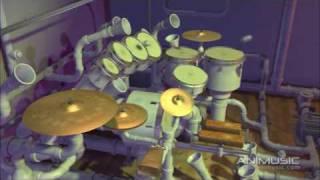 Download ″Pipe Dream″ - Animusic Video