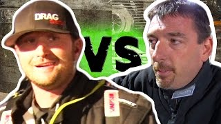 Download Daddy Dave PROCHARGED Goliath 2.0 vs Kye Kelley SHOCKER - Street Outlaws GRUDGE RACE! Video