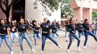 Download Best FLASHMOB Ever 2017 | PICT Pune | Pulzion'17 Video