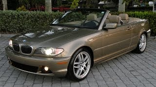 Download 2005 BMW 330Ci Convertible For Sale Auto Haus of Fort Myers Florida Video